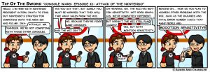 Attack of the Nintendo by tipofthesword