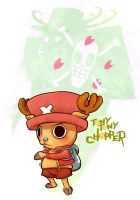 CHOPPER, THE WILL OF HILULUK by scrotumnose