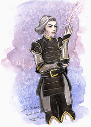 Lin Beifong - Commission by Truthdel