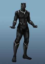 Black Panther by Sofalein