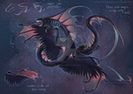 [CLOSED] Auction Dragon adoptable by PacificDash