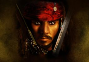 Jack Sparrow by inermonster