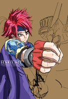 Roy's Our Boy! by KernalK