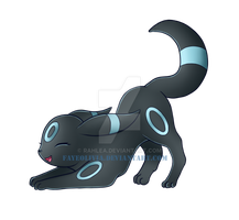 Umbreon by FairyOlive96