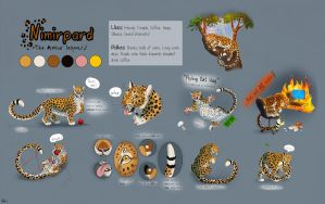 Nimirpard Reference-sheet by Maquenda
