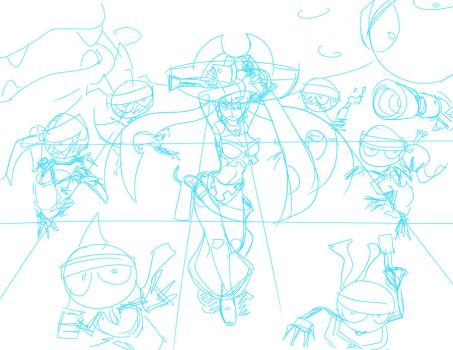 Risky Boots WIP1 by Operationmank