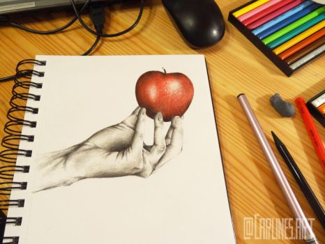Apple by Carlines