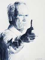 Clint Eastwood Gran Torino by emalterre