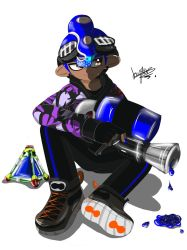 In Game Octo by Jay-Huggzz