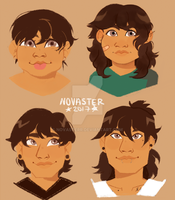 Davie Age Chart by Novasterr