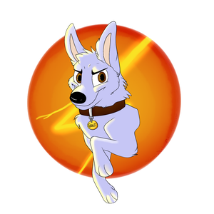 Bolt by AstersCalamity