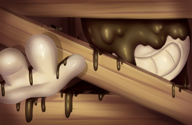 Bendy and the ink machine by LiilDanica