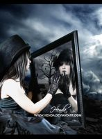 Dark Mirror by Henda