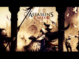 Assassins Creed 2 Wallpaper 2 by CrossDominatriX5