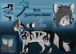 Jei - concept reference sheet by Blue-Krew