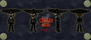 EL CHARRO NEGRO 2017 by mayozilla