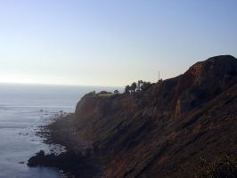 Point Vicente Lighthouse by uhlrik