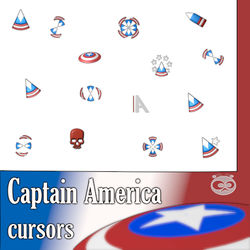 Captain America by SireaSis
