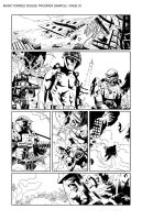 ROGUE TROOPER sample Page 01 by mytymark