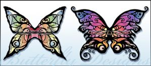 Butterfly Designs by Bea-Gonzalez