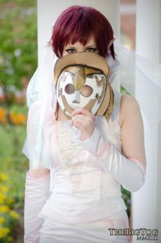 Wedding Mask by TheBigTog