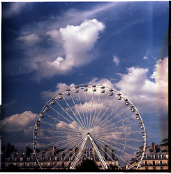 .wheel of fortune. by introvertevent