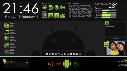 Android, Win 7 - Final Update. by nlsanchez