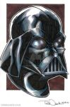 Darth Vader by ToddNauck