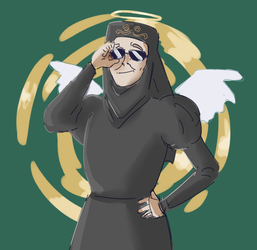 Olenna, The Queen of Shade by The-Brave-Kitten