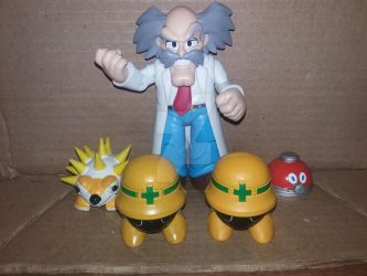 DR WILY'S OBSTACLE BOTS by AnimeCitizen