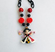Queen of hearts - Disney by AyumiDesign