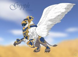 Gryphon by No-one-o1