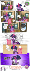 MLP:FiM - Shadows of the Past #24 by PerfectBlue97