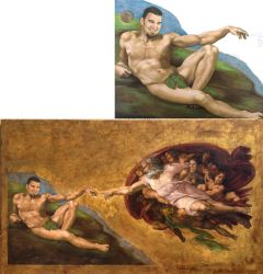 Michelangelo's by natira
