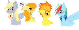 DerpyTop or Flamebow?....or both...? by xxSkyler