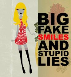 Fake Smiles by skykeys