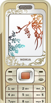 Nokia 7360 vector by bartoszf