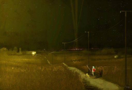 The long way home. by PascalCampion
