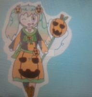 ADOPTABLES HALLOWEEN PUMPKIN THEME 50 POINTS by shana-1