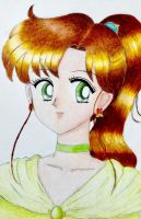 Sailor Moon - Guardian Jupiter by TheKissingHand