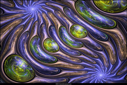 Land and Sea by MDK-fractal