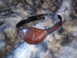 Leather Eyepatch by SteamViking