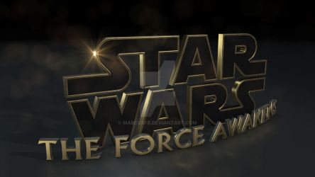 THE FORCE AWAKENS by MarCusFX