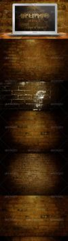 10 Grunge Brick Backgrounds by gojol23
