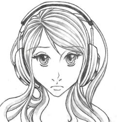 Music is my drug by Dany666