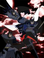 Legacy of the Batman by JTSEntertainment