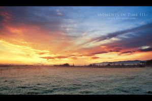 Moments in Time III by iustyn