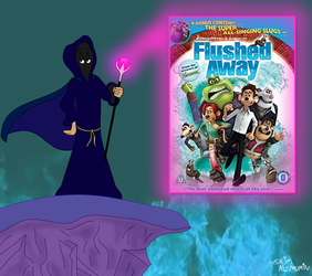 Cloaked Critic Reviews Flushed Away by TheUnisonReturns
