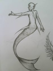 More Mermaids cause why not by JellyBoye