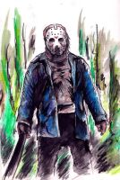 Friday the 13th by AndrewHobart